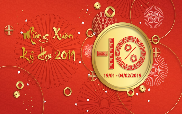 2019 HAPPY SPRING PROMOTION