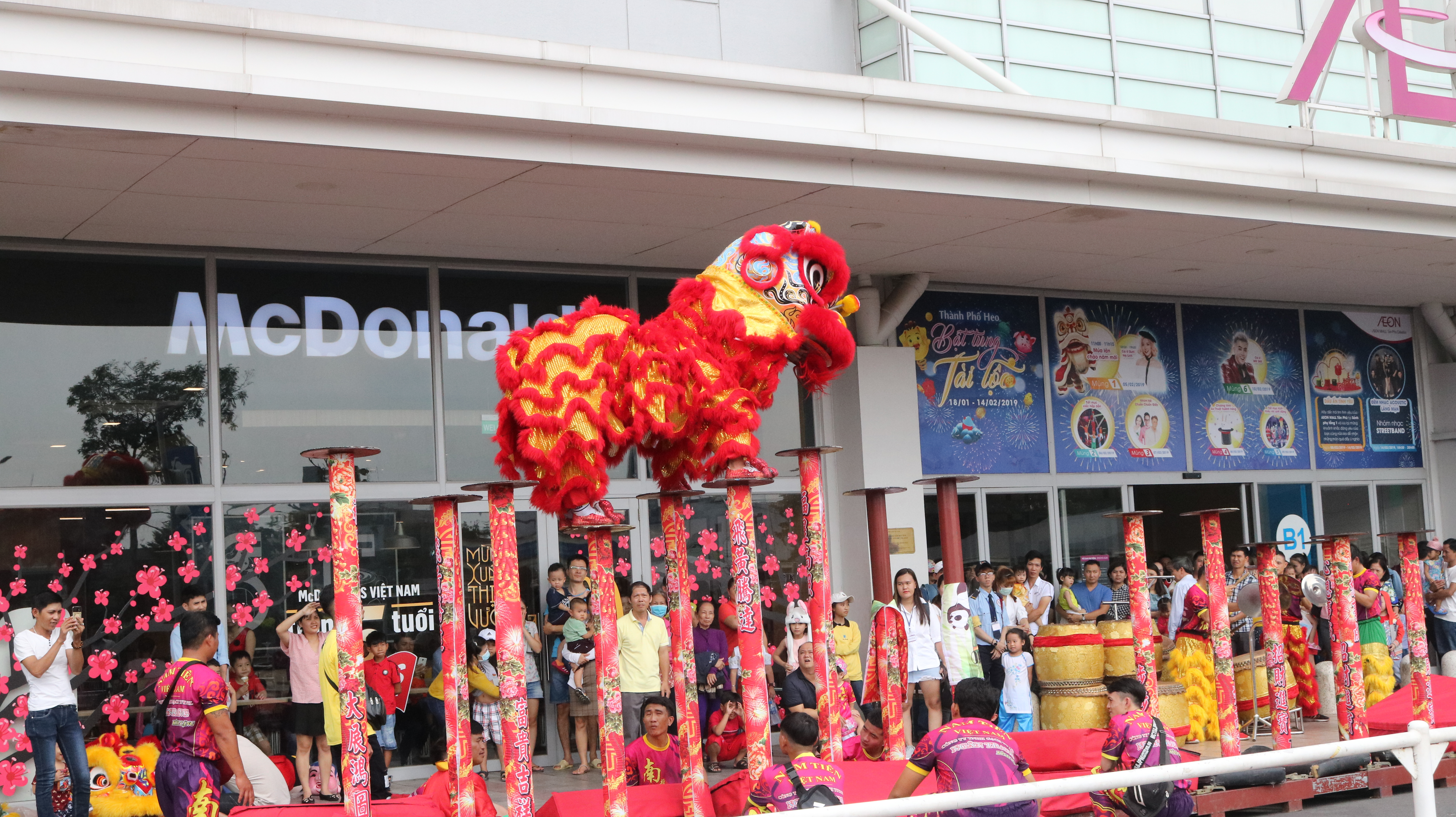 2019 LUNAR NEW YEAR – MEMORABLE MOMENTS
