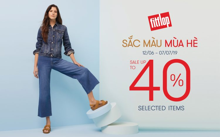 END OF SEASON SALE – DISCOUNT UP TO 40%