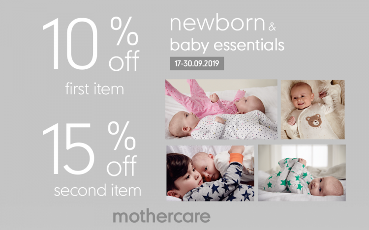 HOT DEAL – CLOTHING FOR NEWBORN & BABY ESSENTIALS