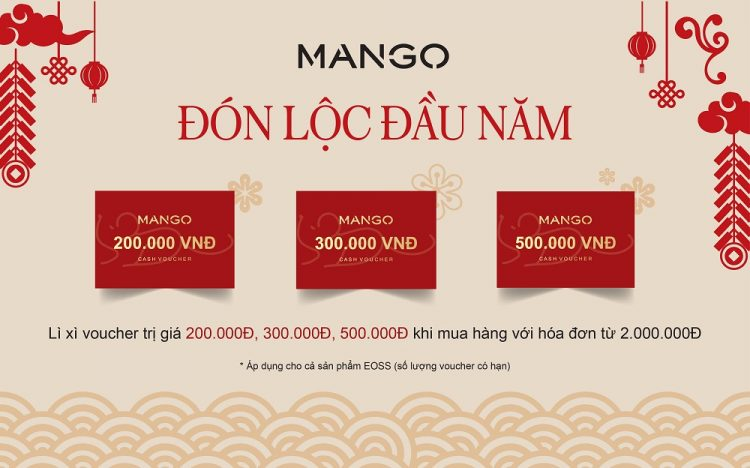 RECEIVE LUCKY MONEY UP TO VND 500,000