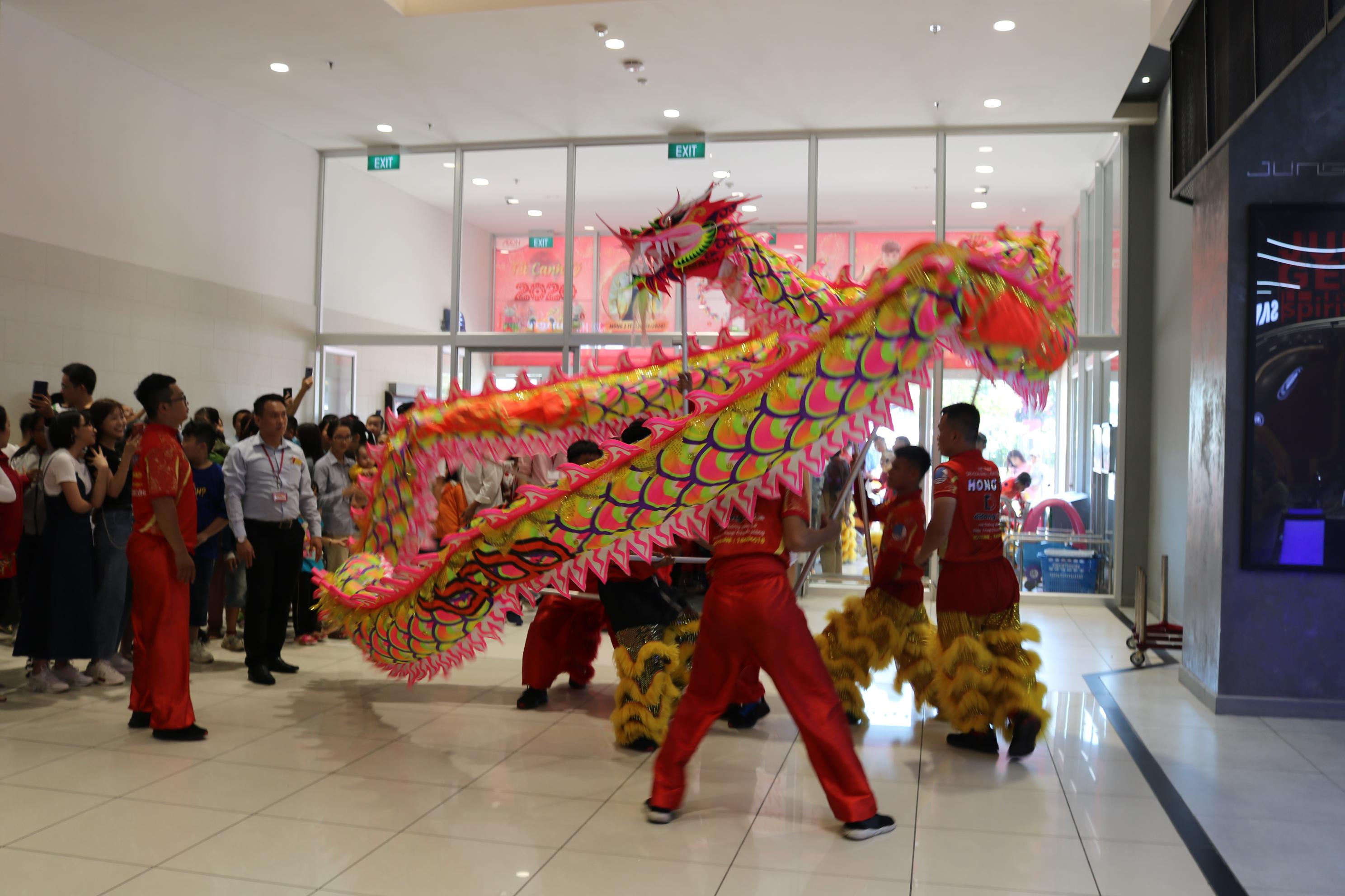 2020 LUNAR NEW YEAR FESTIVAL AT AEON MALL TAN PHU CELADON