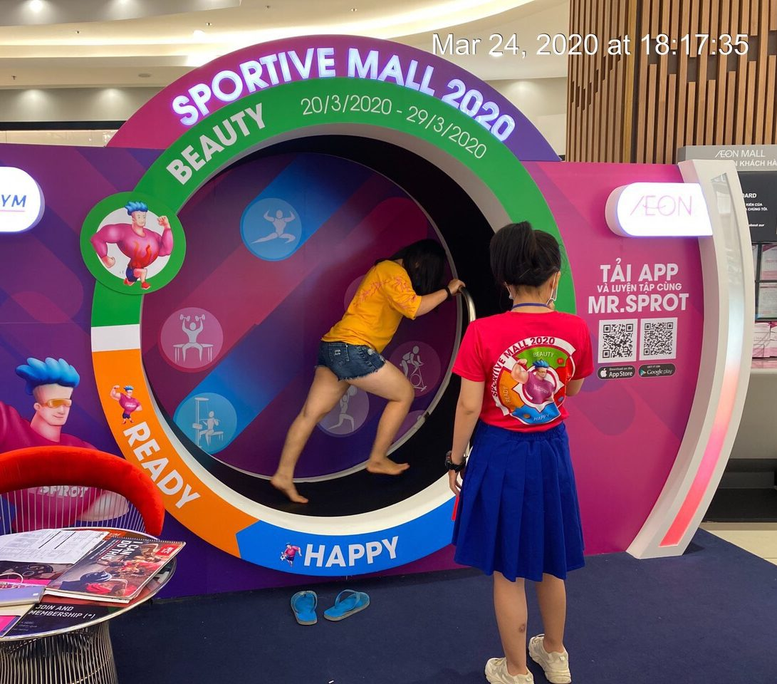 SPORTIVE MALL – ALL NEW HEALTH & SHOPPING APPLICATION