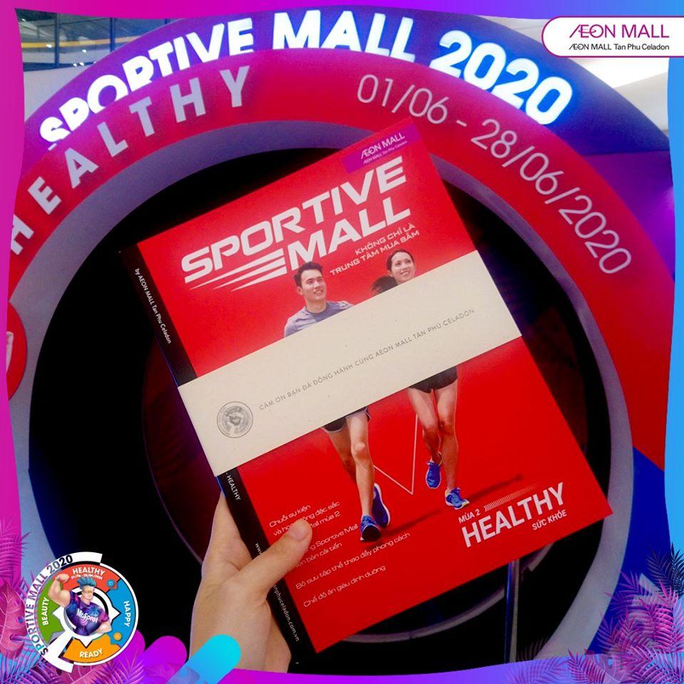 "SPORTIVE MALL SEASON 2 – ""HEALTHY"" THEME"