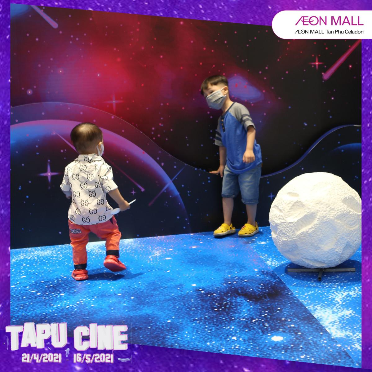 "EXPLORE THE STRANGE & UNIQUE ""TAPU CINE"""